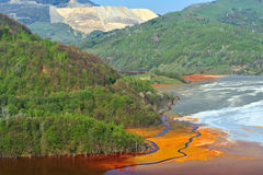Watervervuiling Royalty-vrije Stock Foto