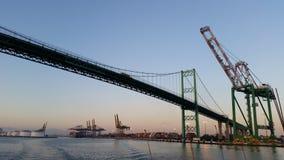 Waterview моста стоковая фотография rf