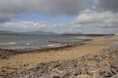 Waterville的海滩(爱尔兰) 免版税图库摄影