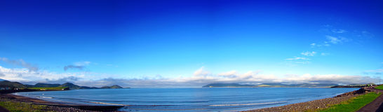 Waterville Co. Kerry Ireland. On a sunny summers day Stock Image