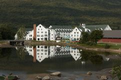 Waterville Valley Resort stock photo