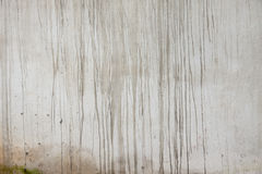 Watervlekken op de muur Royalty-vrije Stock Afbeelding