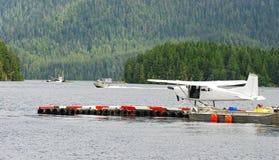 Watervliegtuig stock afbeeldingen