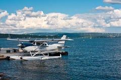 Watervliegtuig Stock Foto's