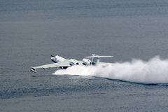 Watervliegtuig royalty-vrije stock foto's