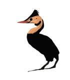 Watervogel royalty-vrije illustratie