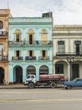 Watervrachtwagen Havana Royalty-vrije Stock Foto's