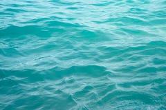 WaterWaves bakgrund Arkivbilder