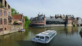 Waterway, Body Of Water, Water Transportation, Canal stock photos