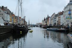 Waterway, Canal, Body Of Water, Water Royalty Free Stock Photos