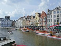 Waterway, Canal, Body Of Water, Water Transportation stock image