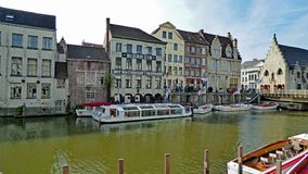 Waterway, Canal, Body Of Water, Water Transportation royalty free stock image