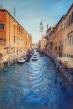 Waterway, Canal, Water, Body Of Water Royalty Free Stock Image