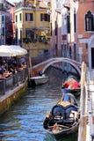 Waterway, Canal, Water Transportation, Gondola Stock Photo