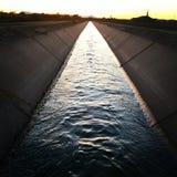 Waterway Royalty Free Stock Photo