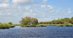 Waterway, River, Sky, Nature Reserve stock images