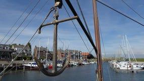 Waterway, Sailing Ship, Marina, Tall Ship royalty free stock photo