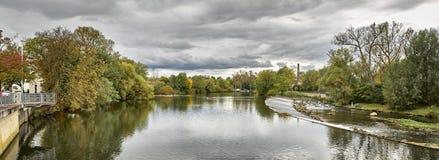 Waterway, Water, Reflection, Body Of Water stock photo