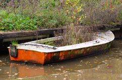 Waterway, Water, Reflection, Water Transportation Royalty Free Stock Images