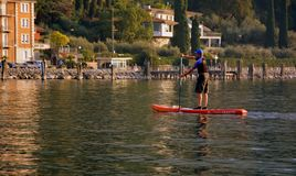 Waterway, Water, Water Transportation, Boat Royalty Free Stock Image