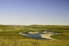 Waterways in Alaska Royalty Free Stock Photo