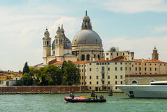 Waterways in Venice, Italy. Royalty Free Stock Photography