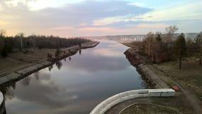 waterweg Royalty-vrije Stock Foto
