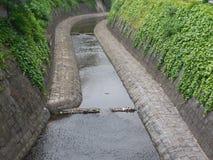 waterweg Royalty-vrije Stock Afbeeldingen