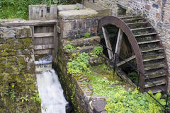Waterwheel Stock Image