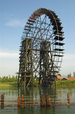 Waterwheel photo stock