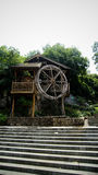 Waterwheel Imagen de archivo libre de regalías