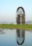 Waterwheel Images stock