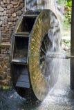 waterwheel Zdjęcie Stock