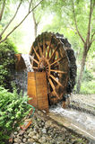 Waterwheel Stockbild