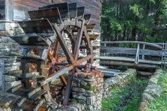 Waterwheel Zdjęcie Royalty Free