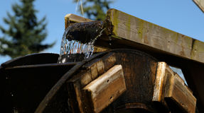waterwheel Obrazy Stock