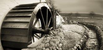 Waterwheel Fotos de Stock Royalty Free