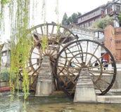 waterwheel Image libre de droits