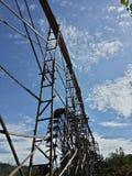 waterwheel stock foto's
