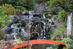Waterwheel Royalty Free Stock Photography