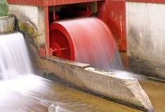 Free Waterwheel: Fitz Overshot Royalty Free Stock Photography - 66673067