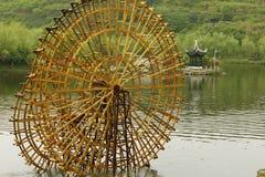 Waterwheel Royalty Free Stock Photography