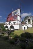 waterwheel laxey Стоковая Фотография RF