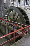 Waterwheel - Maastrcht - The Netherlands Royalty Free Stock Image