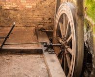 Waterwheel Royalty Free Stock Images