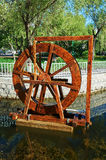 The waterwheel Stock Photography