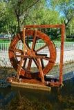 The waterwheel Stock Photography