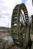 Waterwheel - rückseitig Lizenzfreies Stockfoto