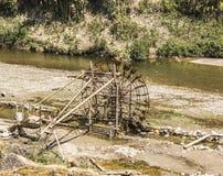 Waterwheel at Sapa Stock Photography