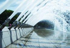 Waterwork Royalty Free Stock Photo